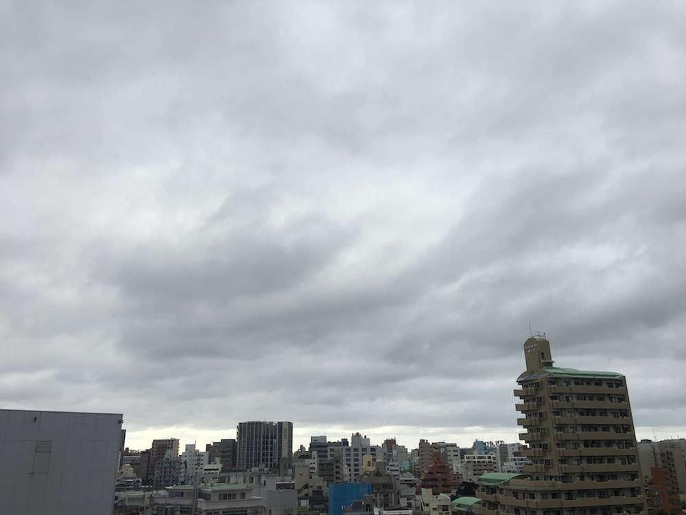 4月5日。今日の沖縄は雨、、、だった。