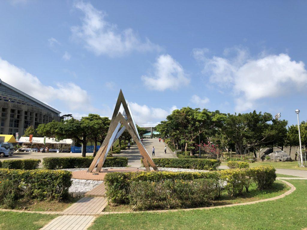 4月7日(日) 沖縄は晴れでした