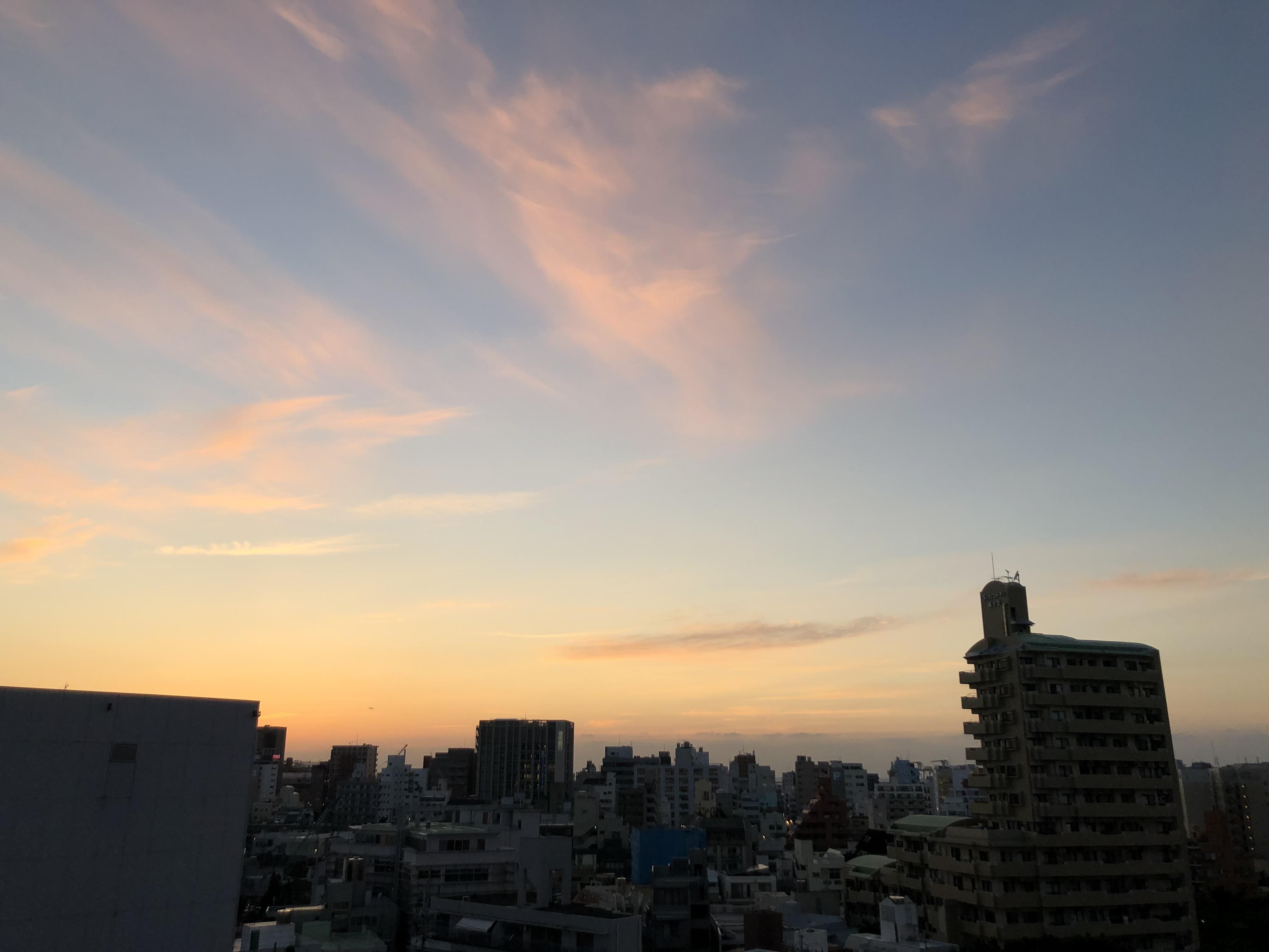 4月15日 今日の沖縄は、晴れ