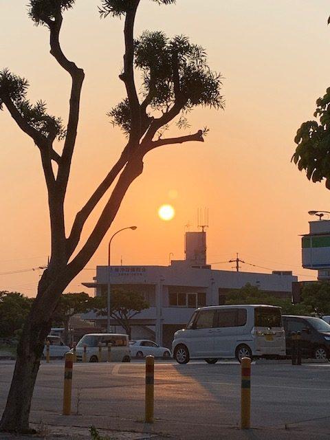 5月12日 今日の沖縄は、晴れ