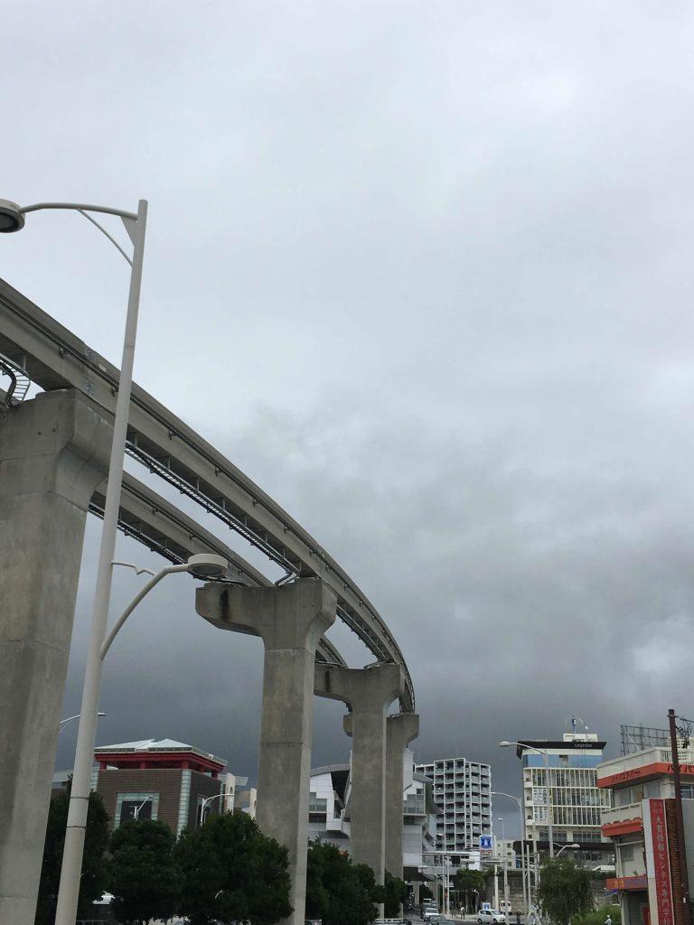 5月17日   梅雨入り2日目。
