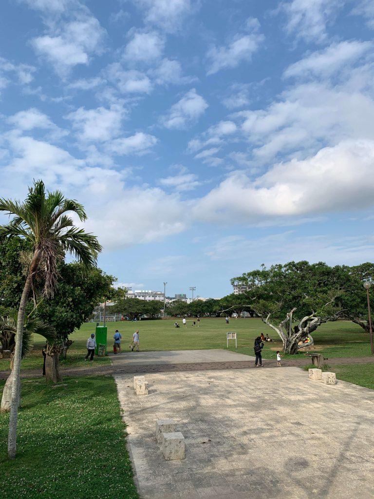 5月11日 今日の沖縄は、晴れ