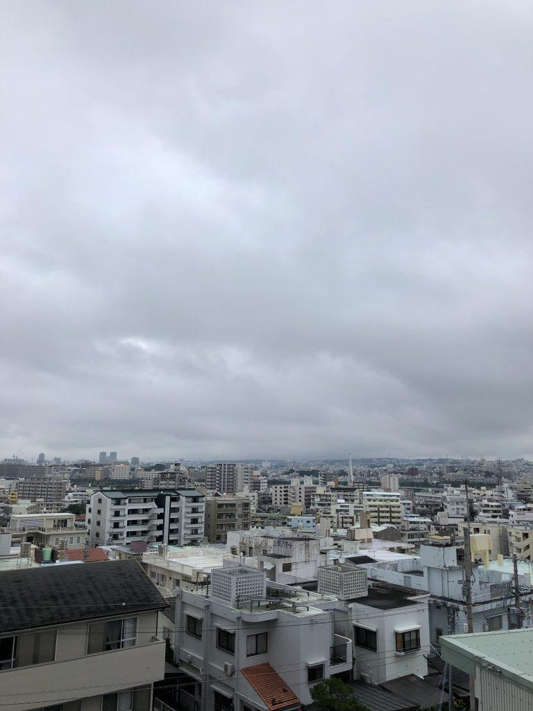 5月10日 今日の沖縄は、梅雨入り!?