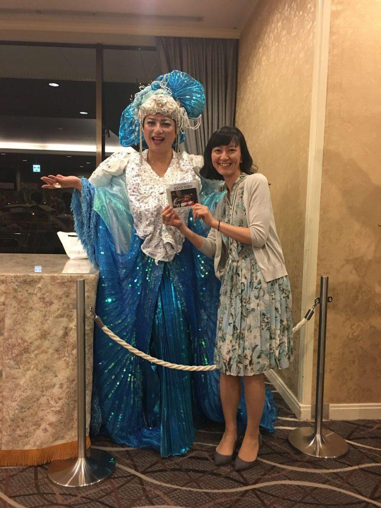 5月12日魅川憲一郎 母の日スペシャル歌謡ステージに沖縄のキレイな方がたくさん集まりました!