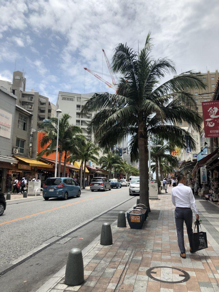 5月9日 今日の沖縄はくもり、時々雨?