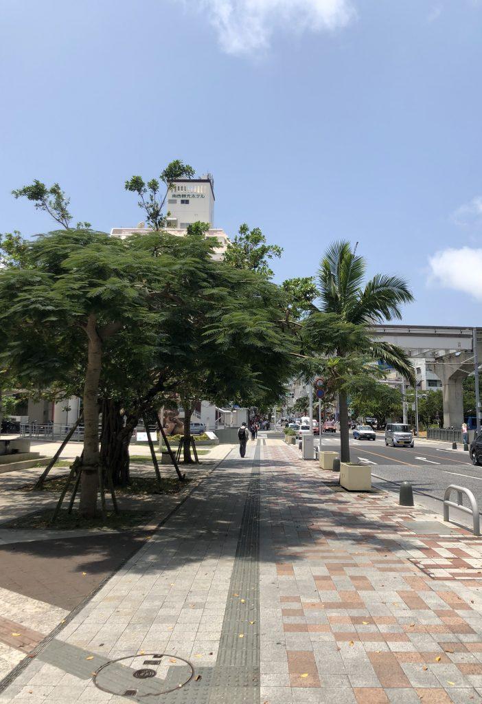 5月15日 今日の沖縄は、晴れ
