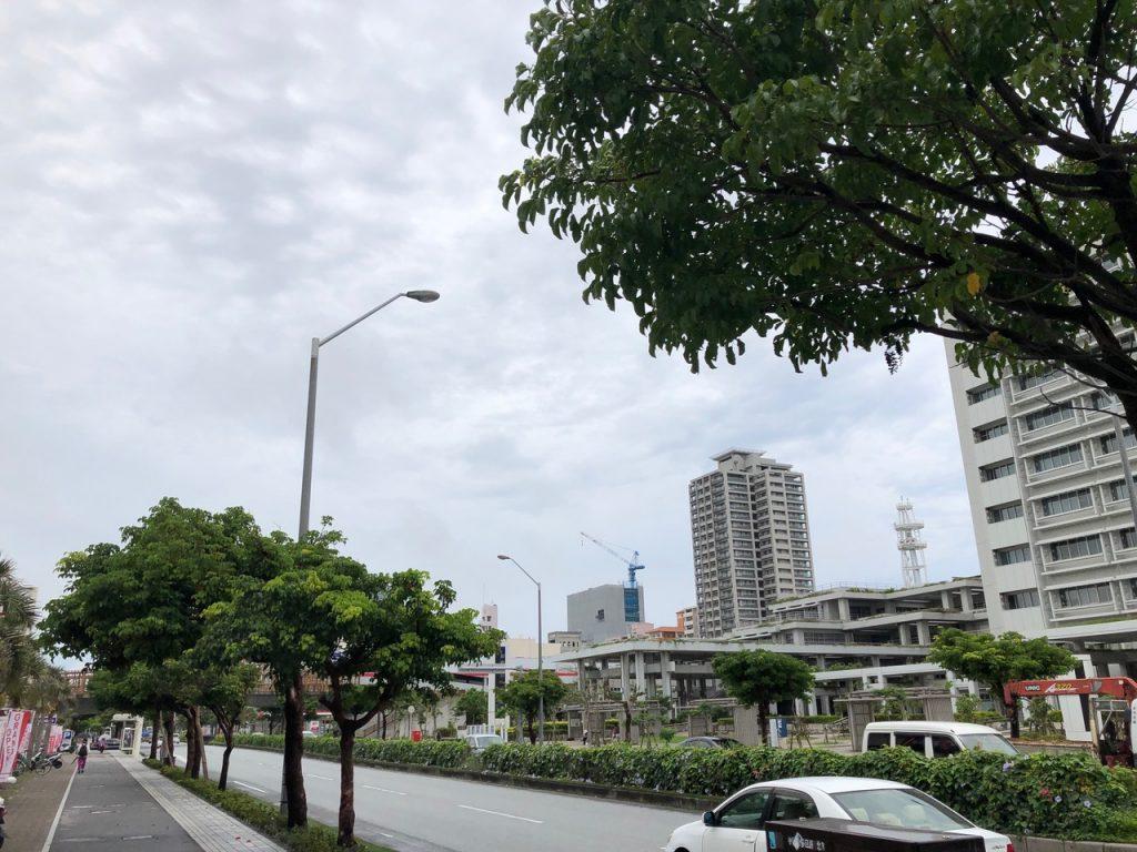 5月20日 今日の沖縄は朝から大雨!