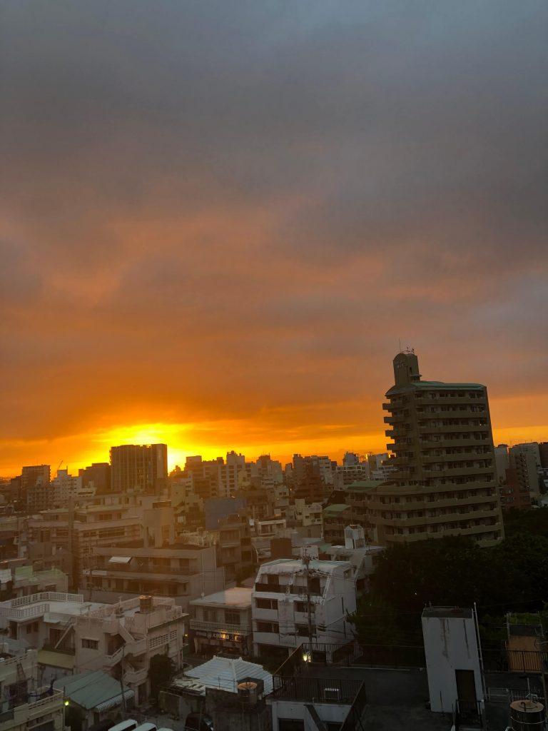 6月14日(旧暦5/12)今日の沖縄は曇りや雨