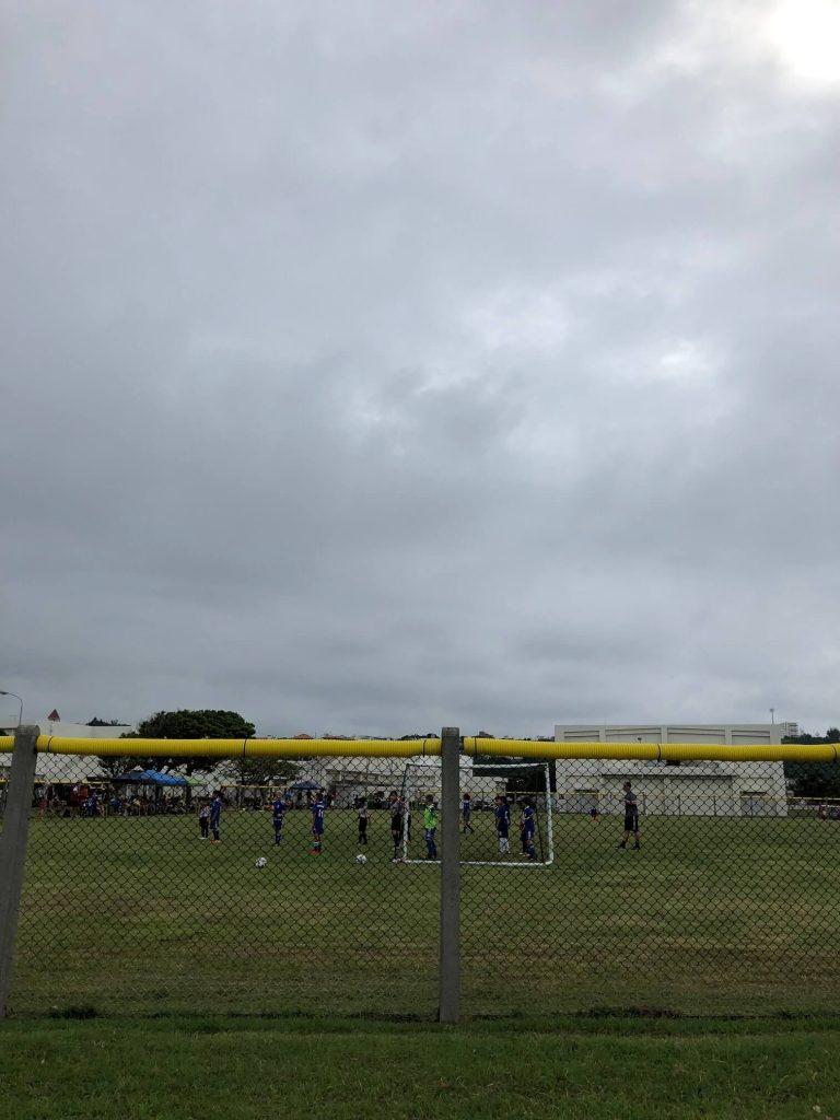 6月1日 今日の沖縄は、曇りのち晴れ