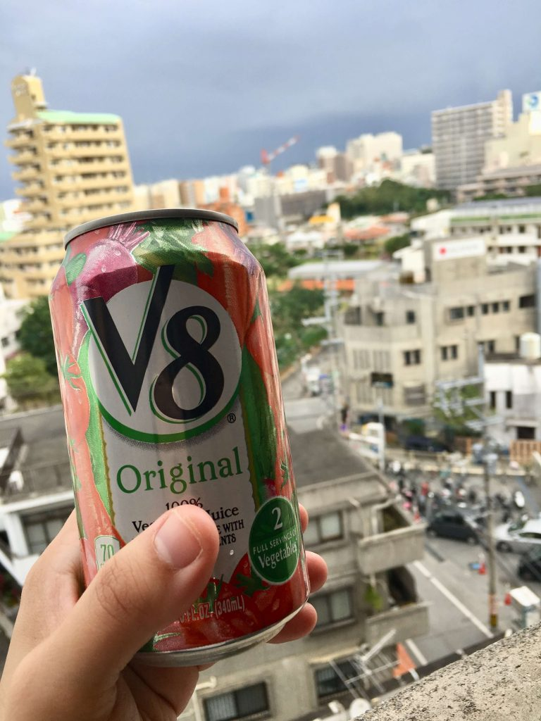 親愛なるV8