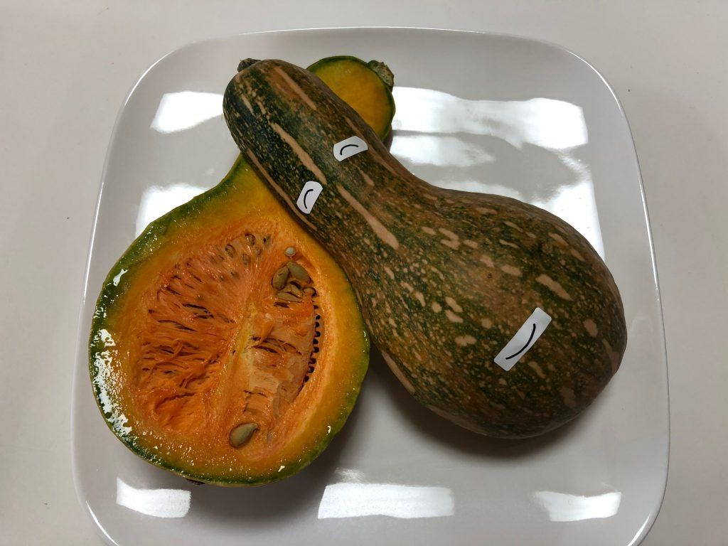 カロリー 煮物 かぼちゃ の